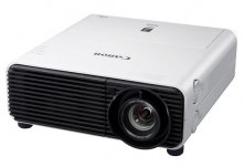 Canon-XEED-WX520-LCOS-installation-projector