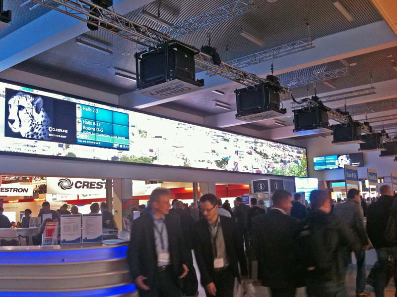 ISE2014 panorama